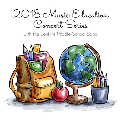 2018 Music Education Concert Series with Jenkins