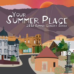 2019 Summer Series: Your Summer Place