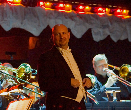 Paul Jacobson, Director of the Little London Winds
